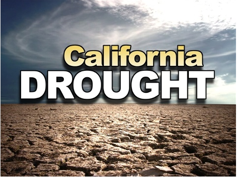 California Drought image