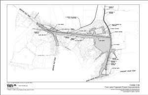Diamond Parkway map